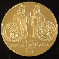 Zlatá mince ZLATÁ BULA sicilská 1 Oz